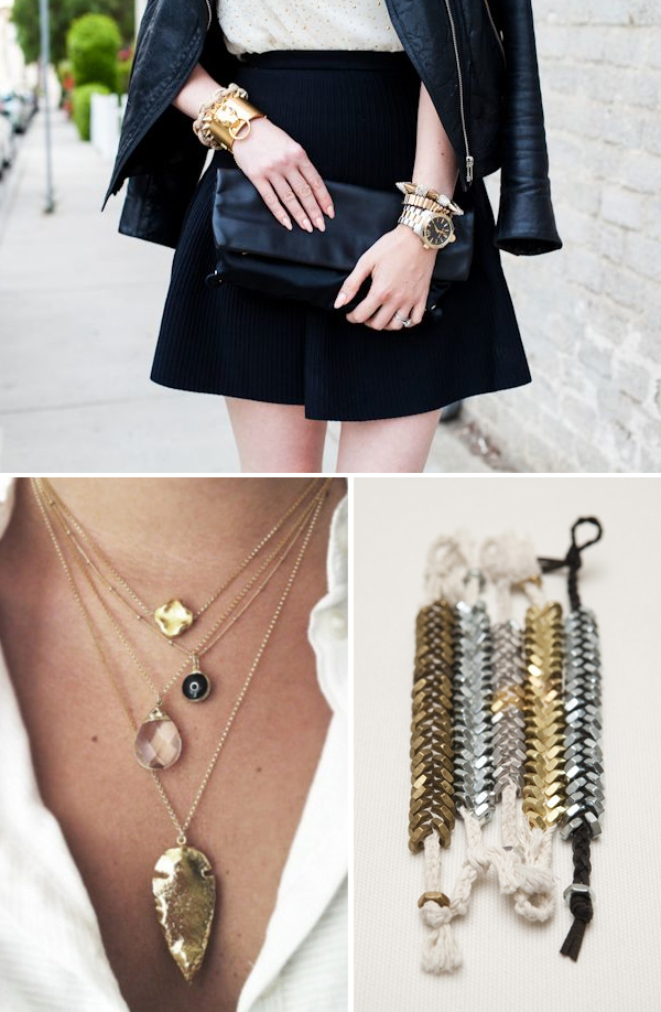 Fall jewelry inspiration