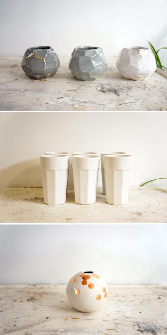 Modern organic ceramics
