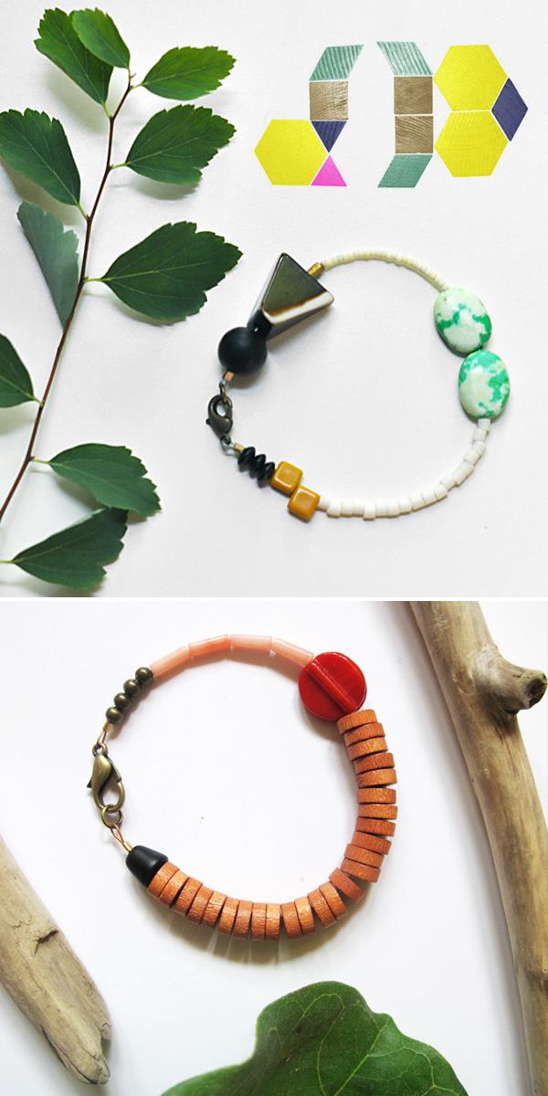 Dull diamond handmade bracelets