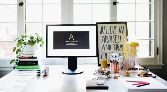 Desktop styling