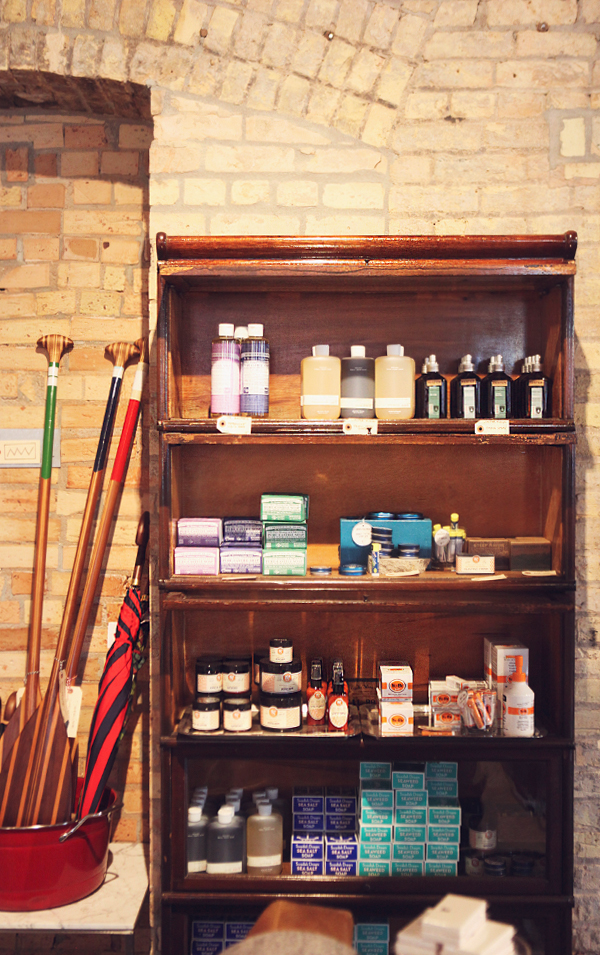 Artisan grooming products