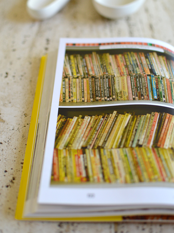 Artist studio book