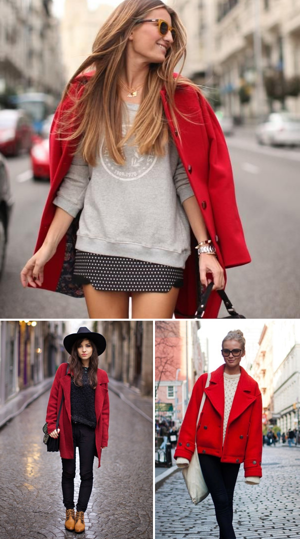 Fall Style Essential: The Red Coat - Anne Sage