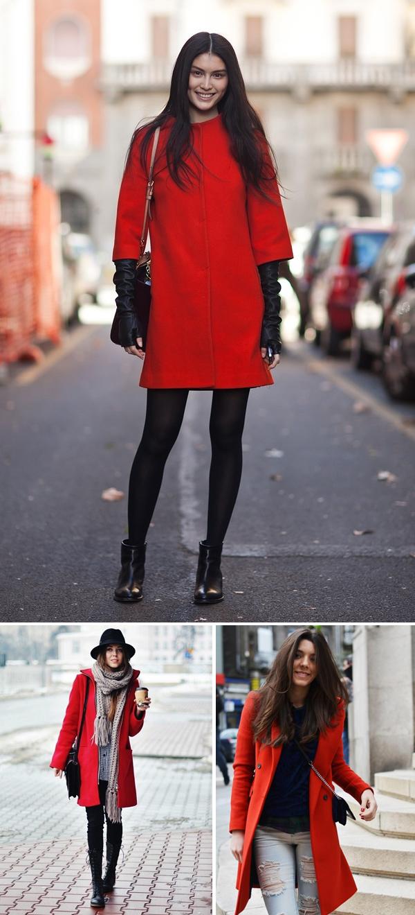 Red coat love