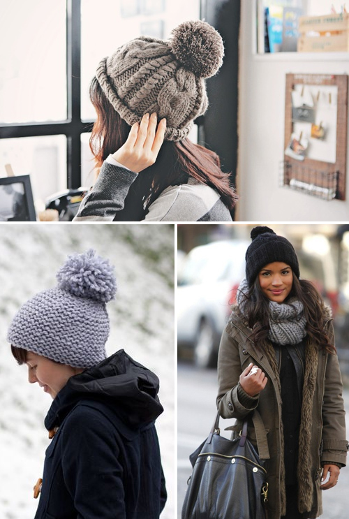Winter Style Essential  The Pompom Beanie - Anne Sage f5c728c4399
