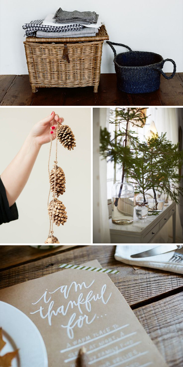 Winter holiday inspiration