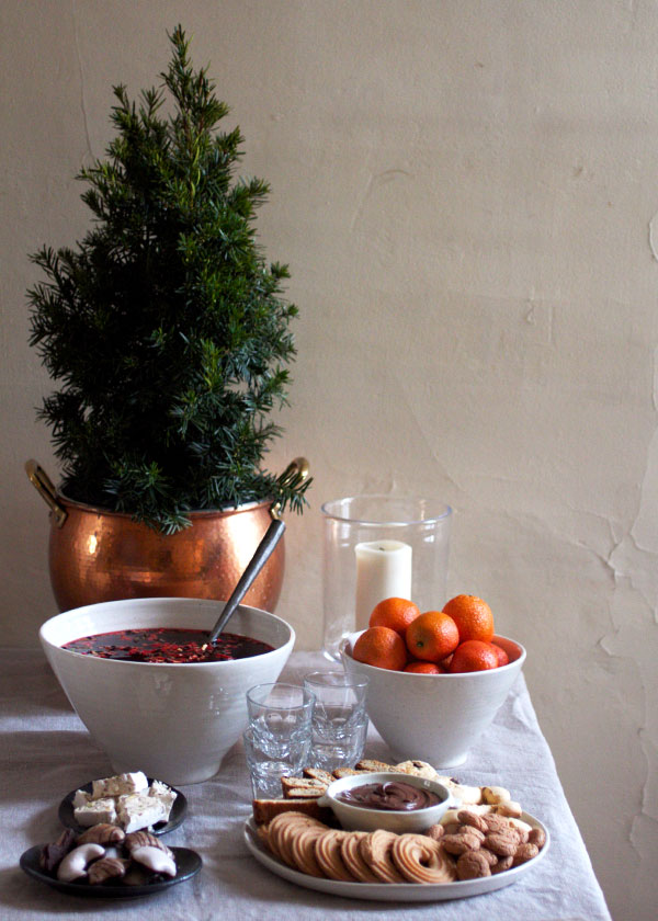 European christmas inspiration