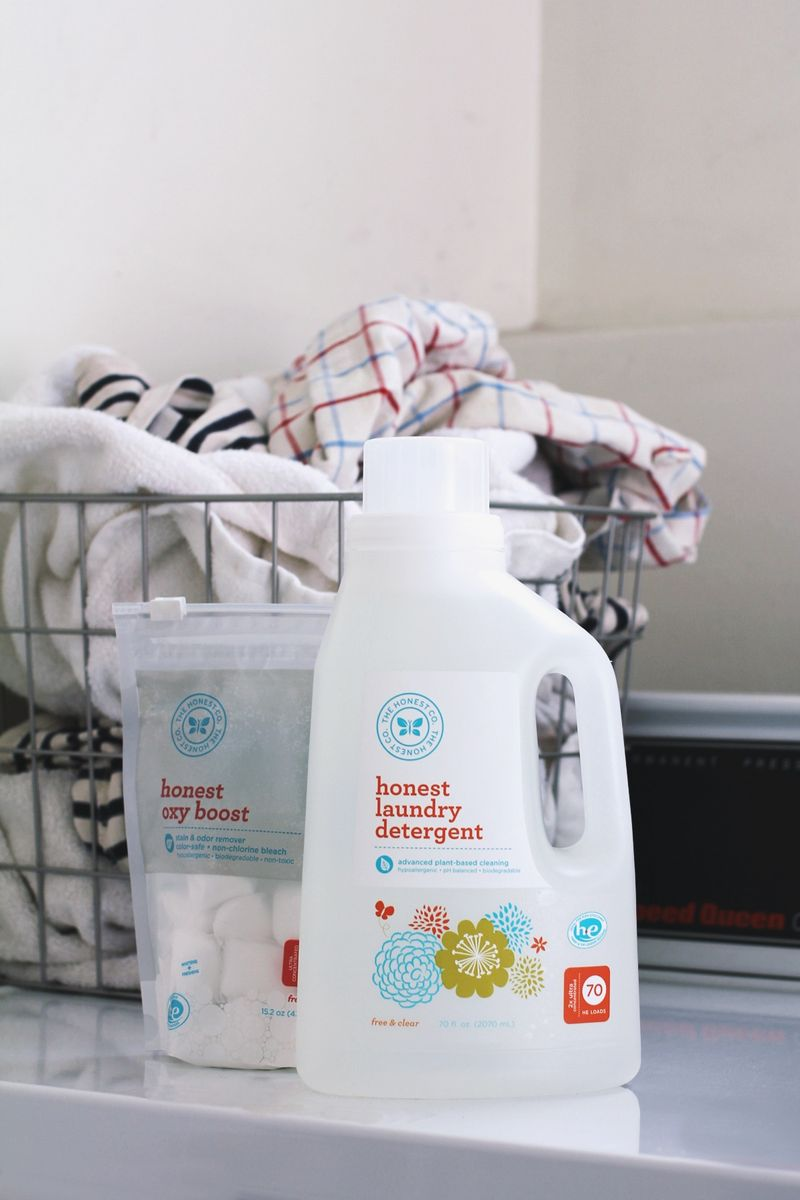 Honest company detergent