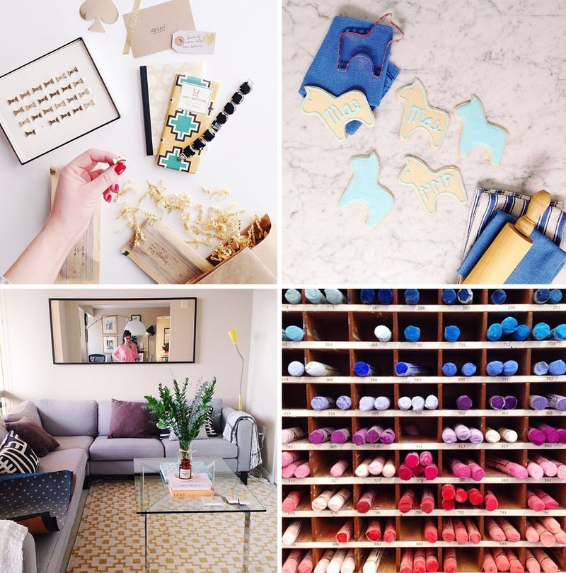 Colorful instagram inspiration
