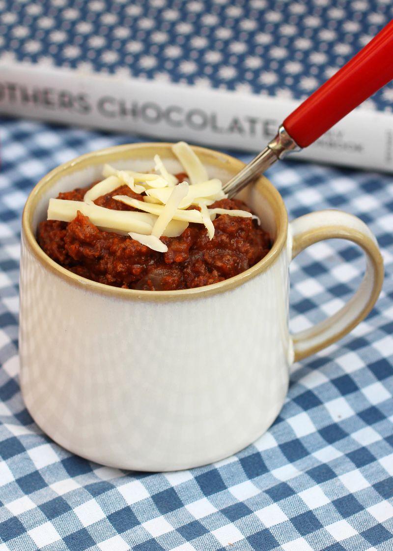 The best super bowl chili
