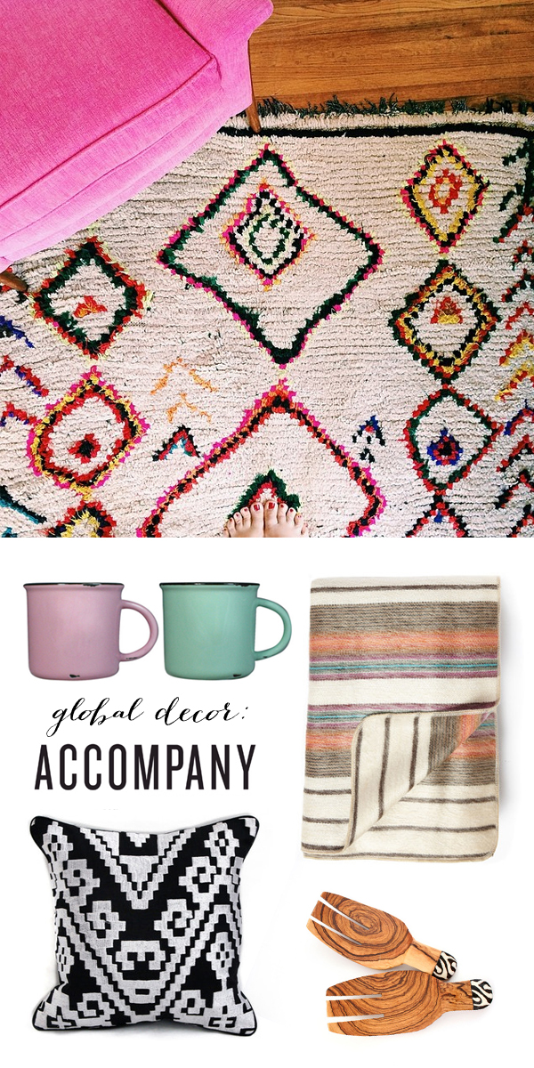 Global decor finds