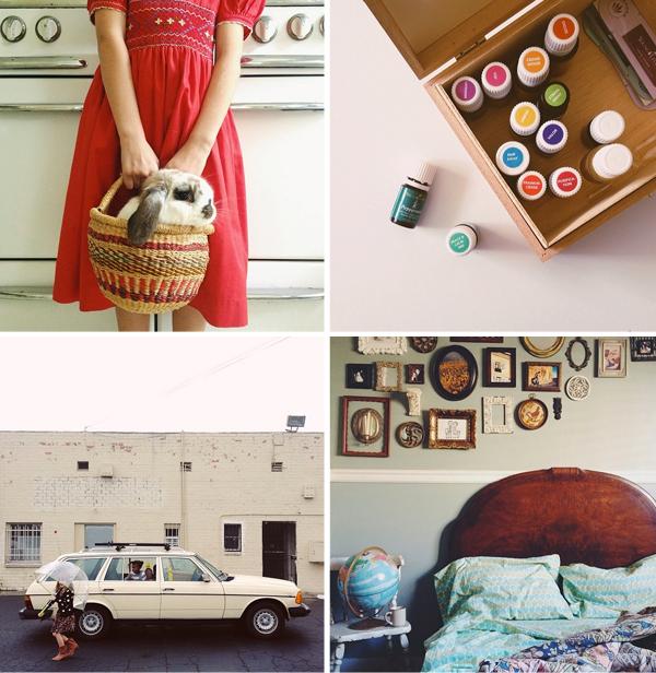 Vintage inspired instagrams