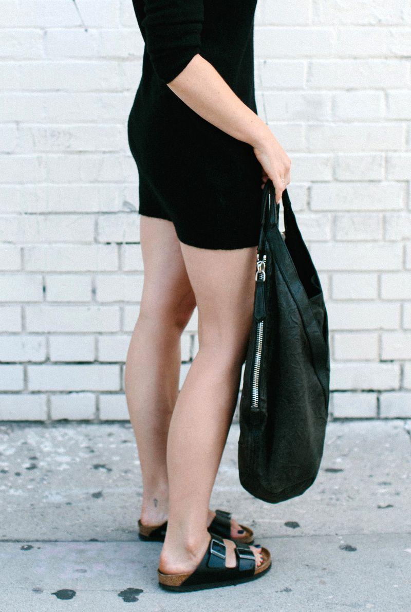 Birks + a dress