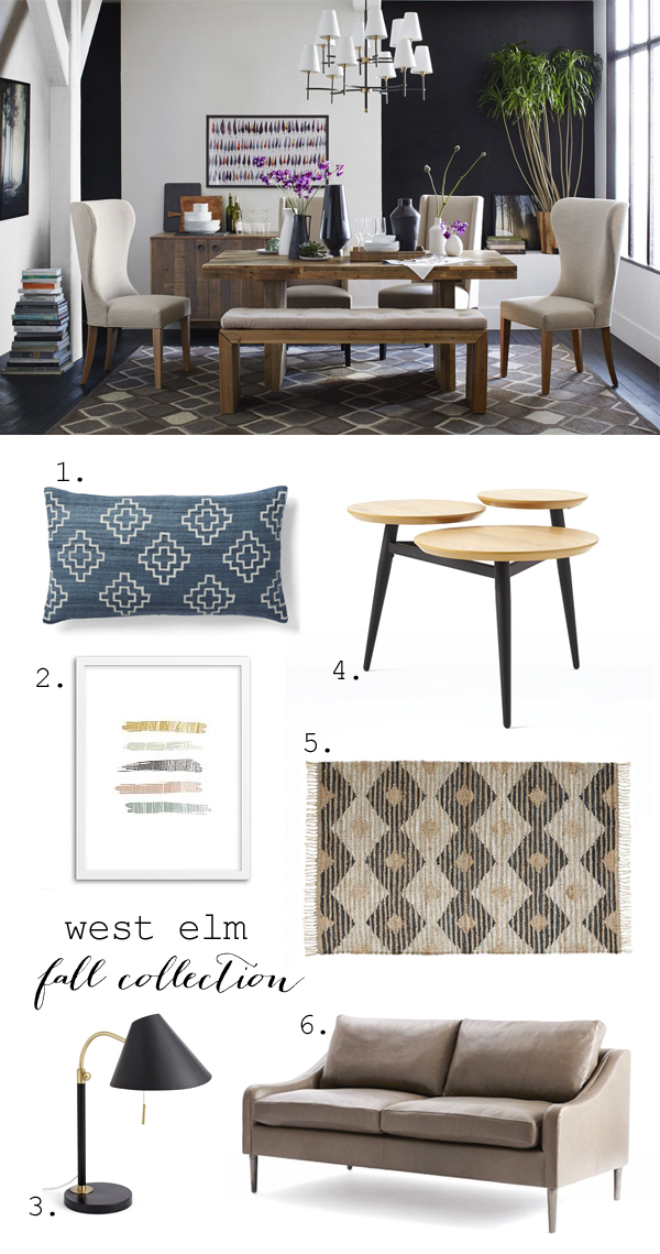 West elm fall 2014