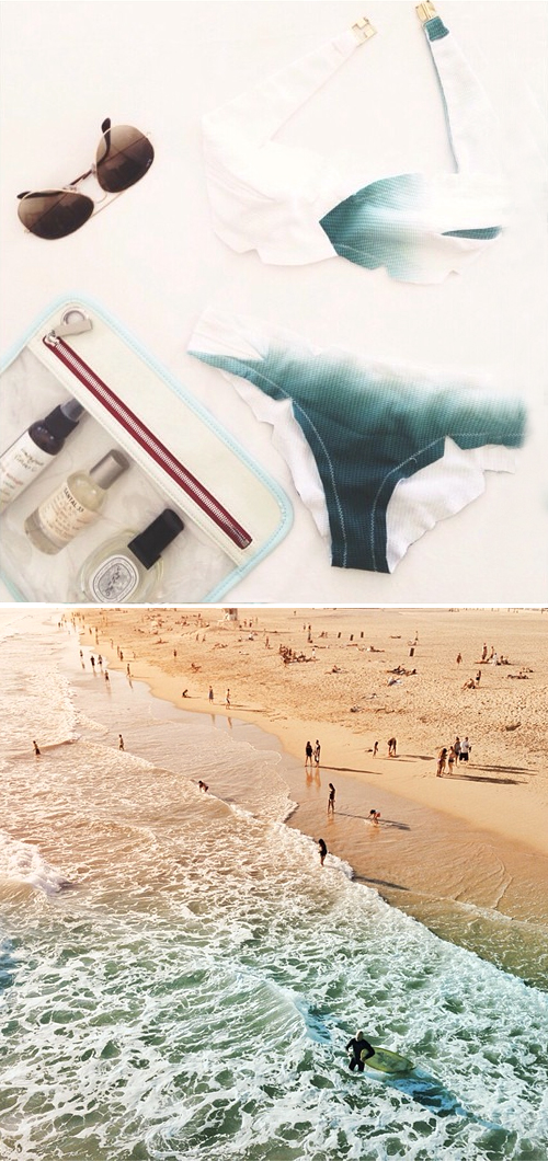 Beach trip inspiration