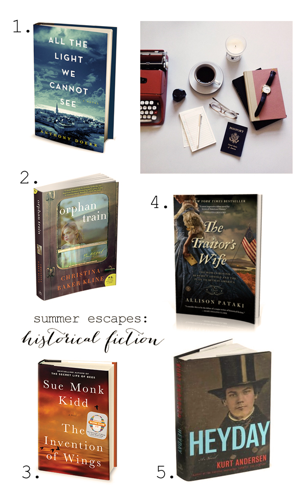 Must read historical fiction