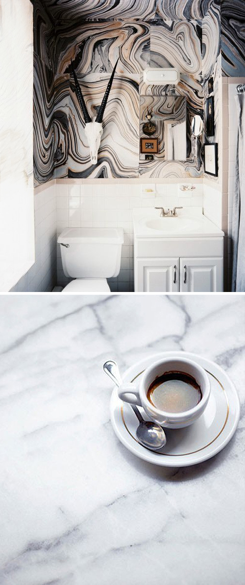 Marble inspiration