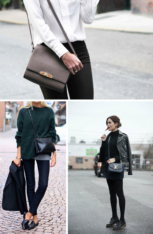 Fall handbag inspiration