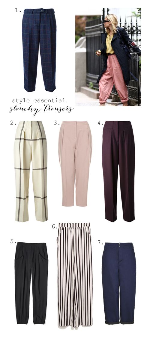 The best wide leg pants for fall