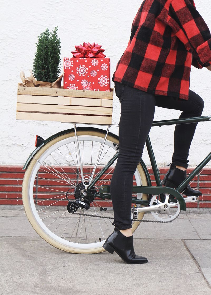 Win a bike for christmas!