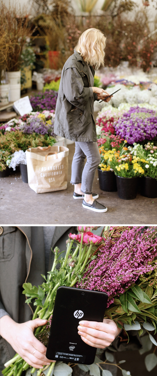 How to shop the flower market like a pro