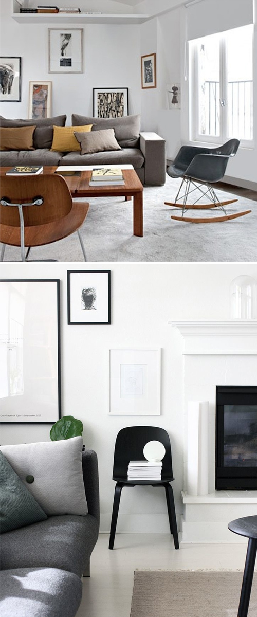 Living room art inspiration