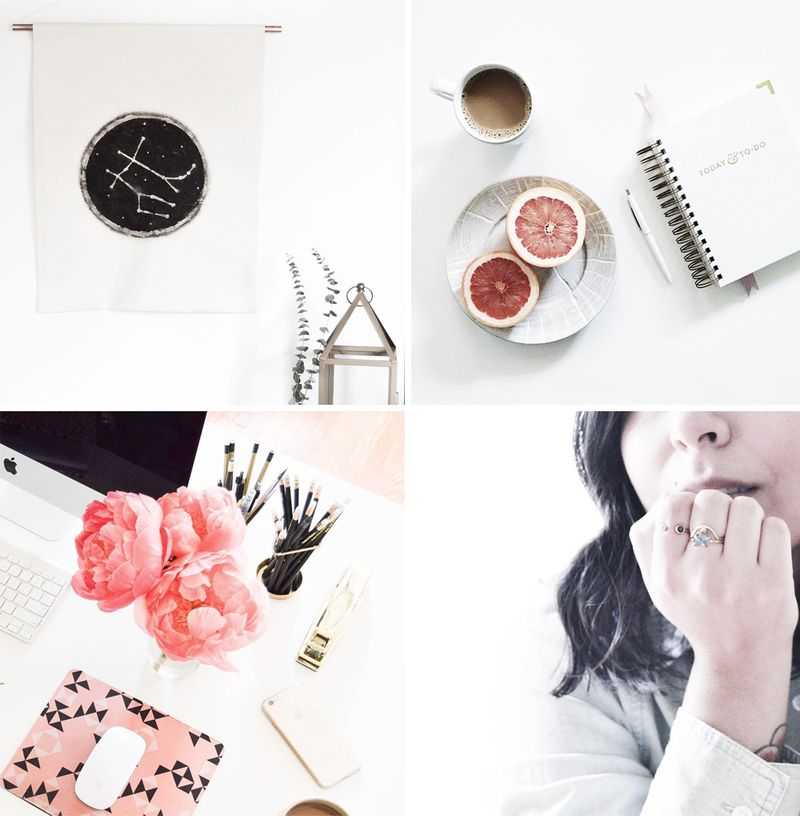 Minimalist instagram inspiration