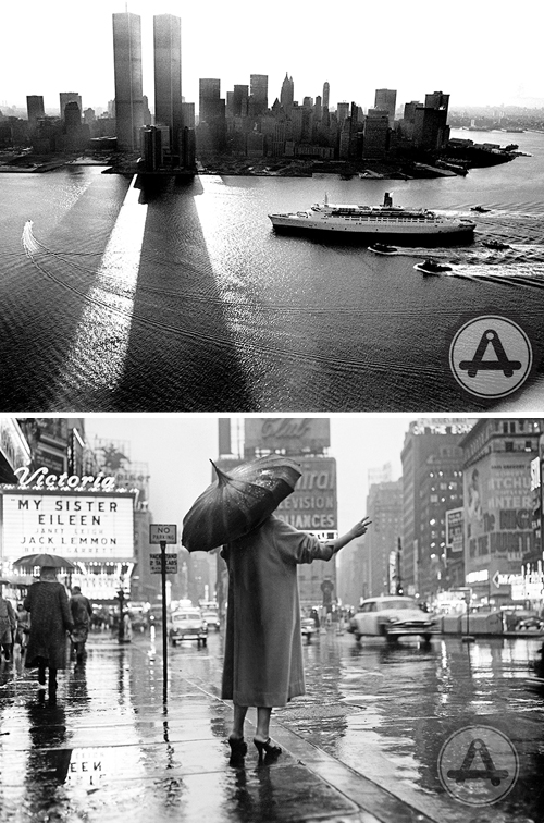 Old NYC photos