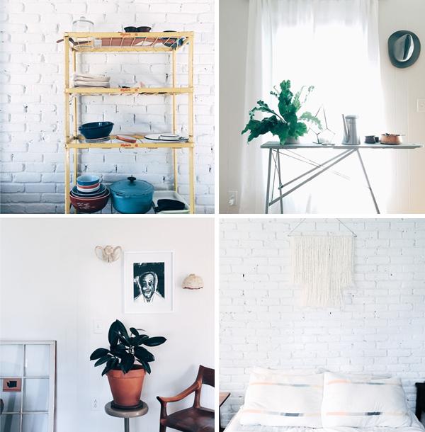Vintage interior decor