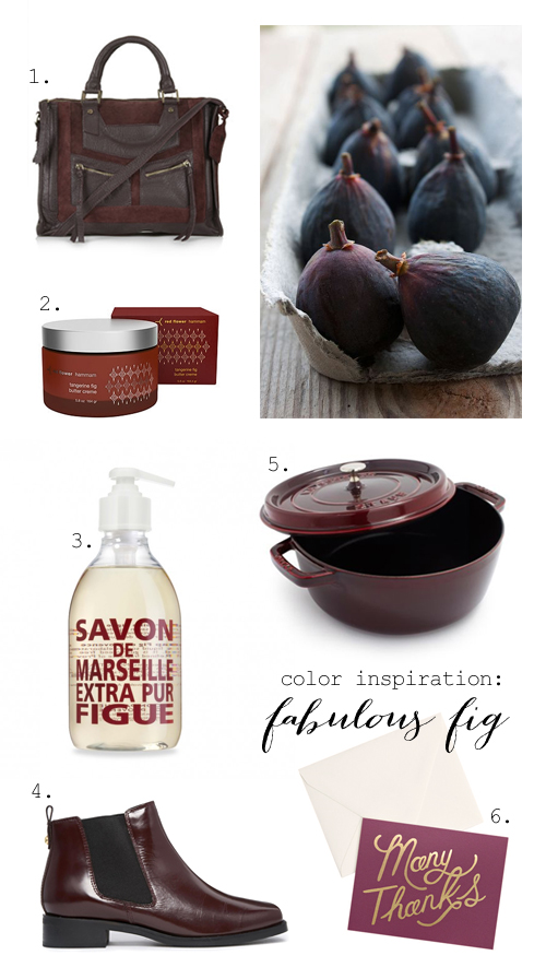 Fig color style