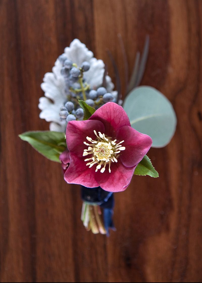 How to make a boutonniere tutorial