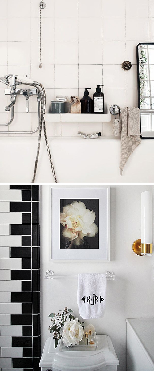 Bathroom decor inspiration