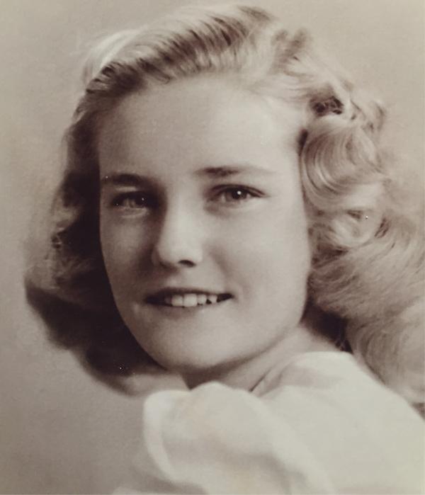 Vintage 1950's photo