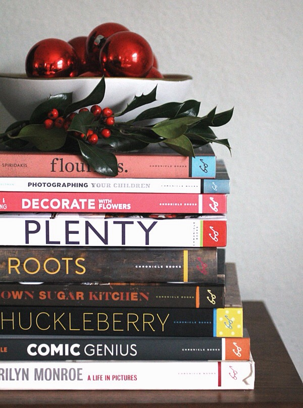 All I want for christmas is books