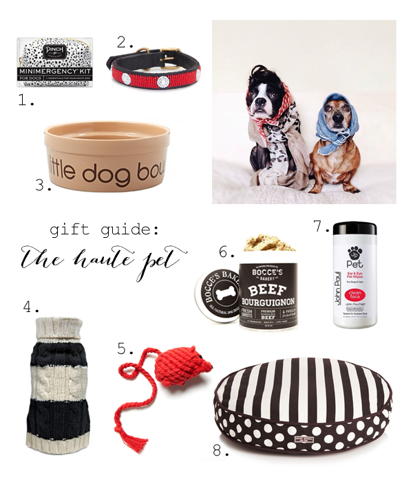 Pet lover's gift guide