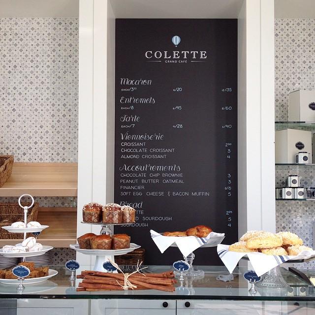 Colette grande cafe and bakery