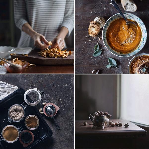 Foodie instagram inspiration