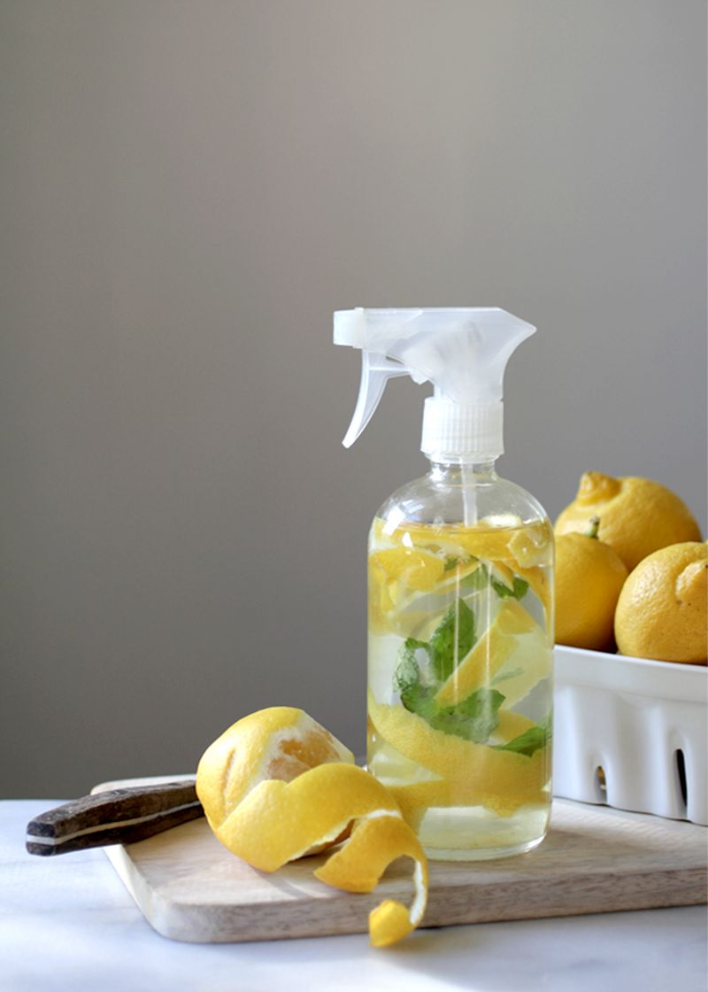 Diy natural cleaning spray