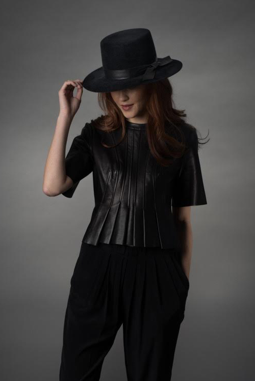 Black hat for fall